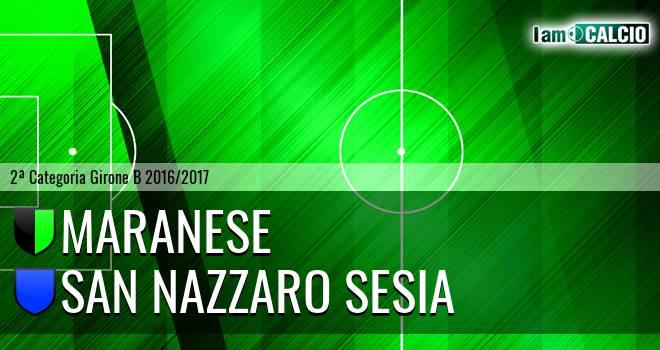 Maranese - San Nazzaro Sesia