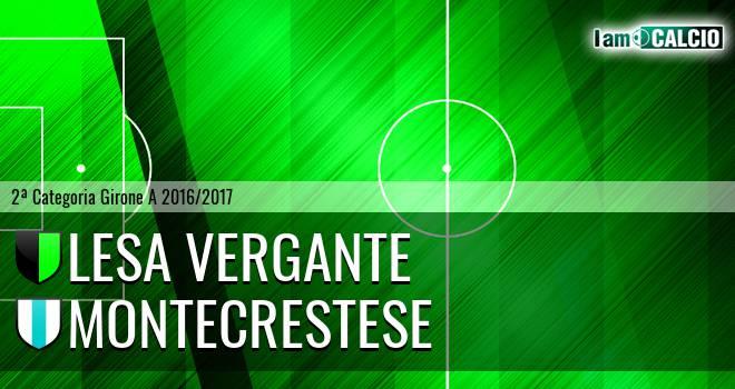 Lesa Vergante - Montecrestese