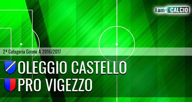 Oleggio Castello - Pro Vigezzo