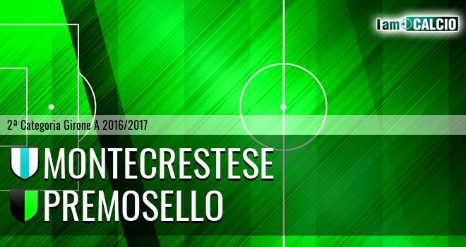 Montecrestese - Premosello