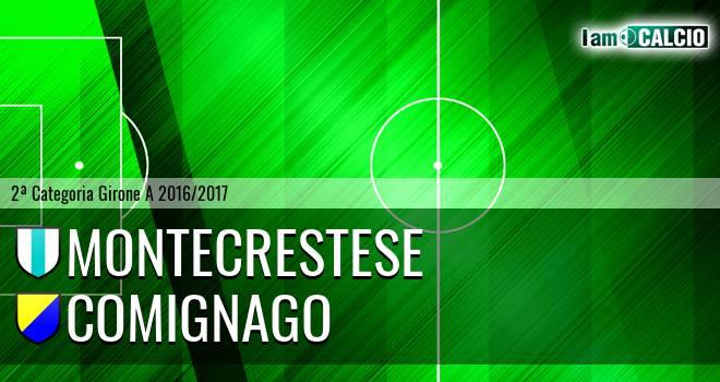 Montecrestese - Comignago