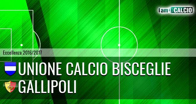 Unione Calcio Bisceglie - Gallipoli