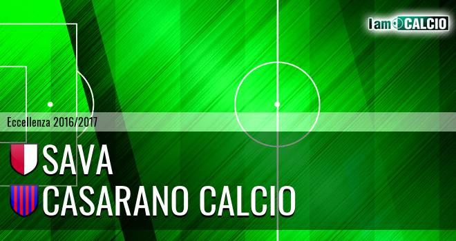 Sava - Casarano Calcio