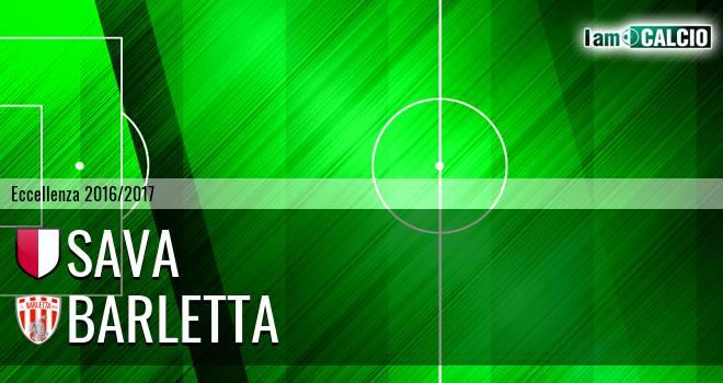 Sava - Barletta