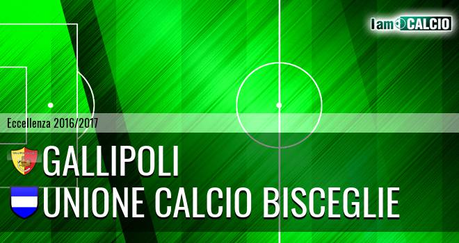 Gallipoli - Unione Calcio Bisceglie