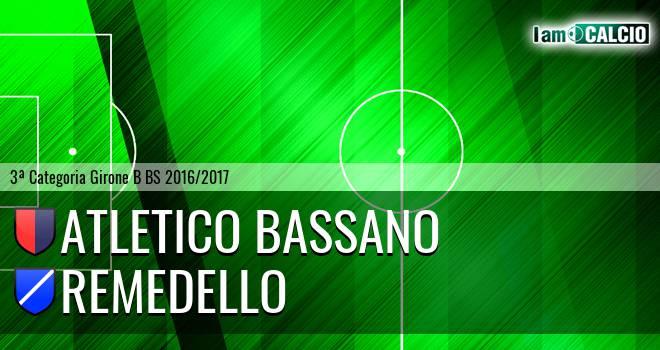 Atletico Bassano - Remedello
