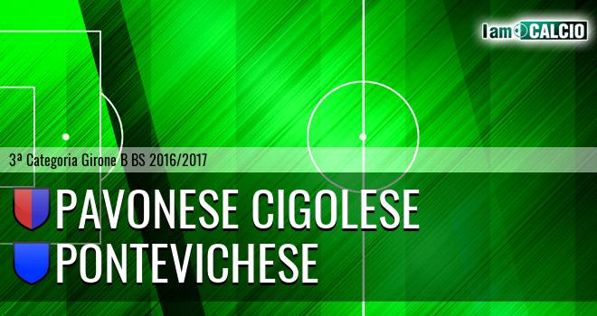 Pavonese Cigolese - Pontevichese