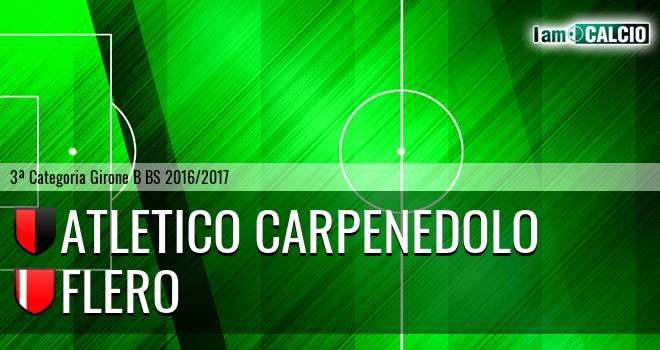 Atletico Carpenedolo - Flero