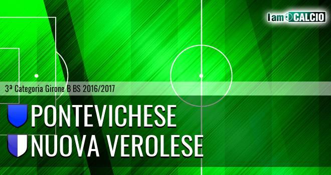 Pontevichese - Nuova Verolese
