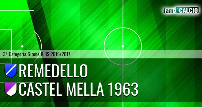 Remedello - Castel Mella 1963