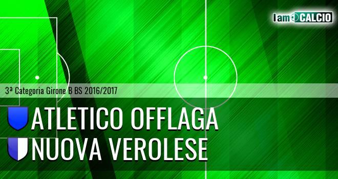 Atletico Offlaga - Nuova Verolese