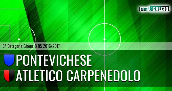Pontevichese - Atletico Carpenedolo