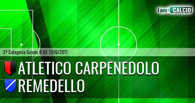 Atletico Carpenedolo - Remedello