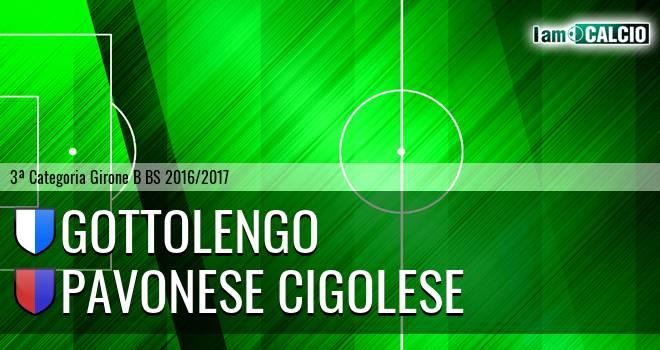 Gottolengo - Pavonese Cigolese