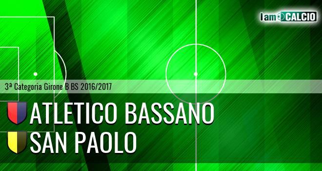 Atletico Bassano - San Paolo