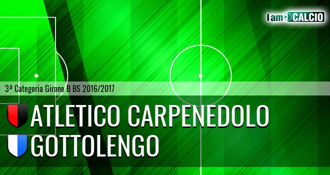 Atletico Carpenedolo - Gottolengo