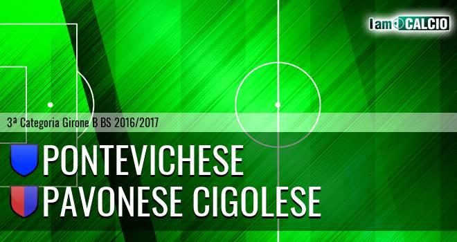 Pontevichese - Pavonese Cigolese