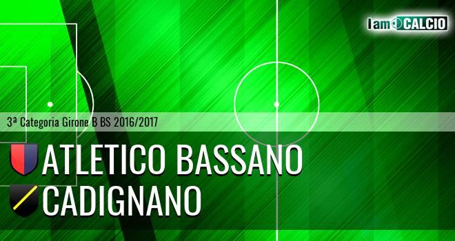 Atletico Bassano - Cadignano