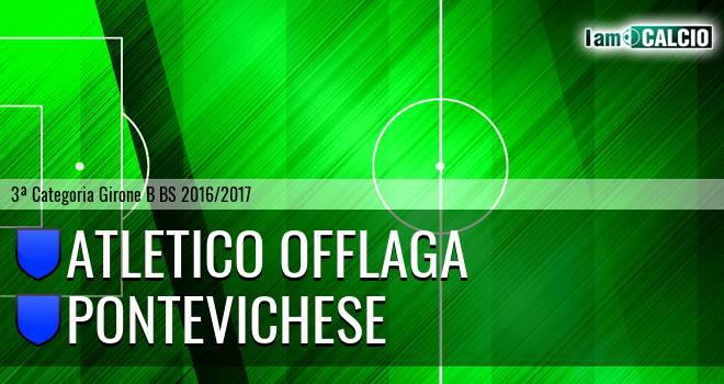 Atletico Offlaga - Pontevichese