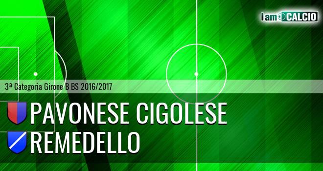 Pavonese Cigolese - Remedello