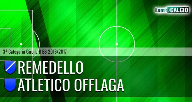 Remedello - Atletico Offlaga