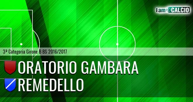 Oratorio Gambara - Remedello