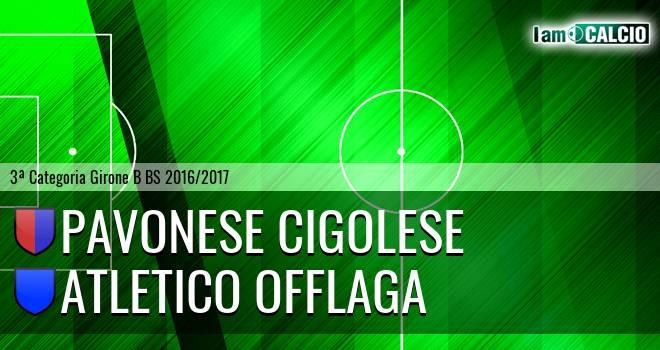 Pavonese Cigolese - Atletico Offlaga