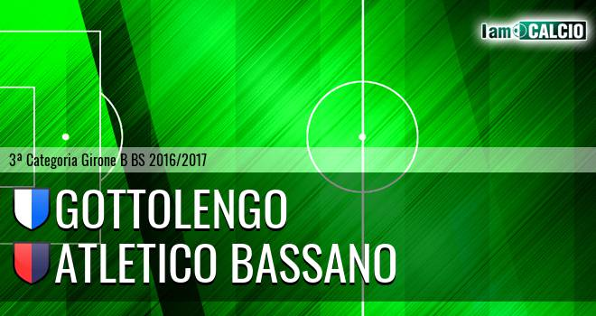Gottolengo - Atletico Bassano