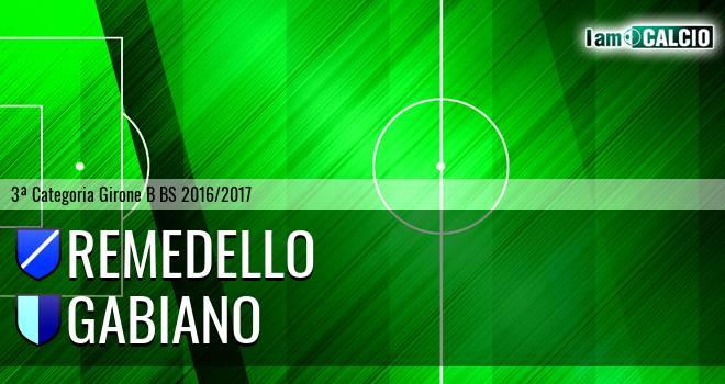 Remedello - Gabiano