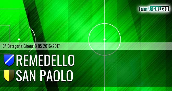 Remedello - San Paolo