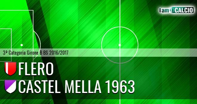 Flero - Castel Mella 1963
