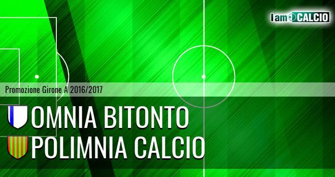 USD Bitonto - Polimnia Calcio