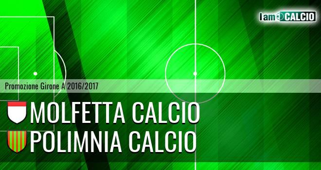 Molfetta Calcio - Polimnia Calcio