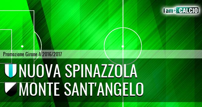 Nuova Spinazzola - Monte Sant'Angelo