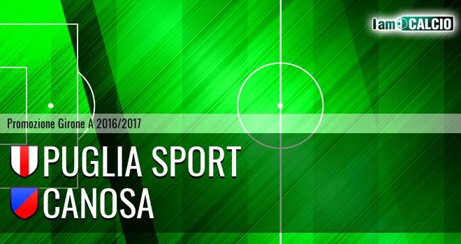 Puglia Sport - Canosa