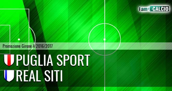 Puglia Sport - Real Siti