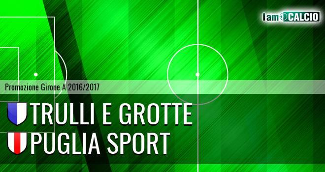 Trulli e Grotte - Puglia Sport