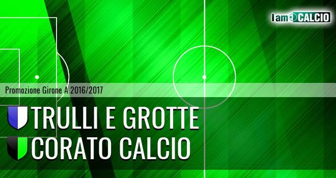 Trulli e Grotte - Corato Calcio