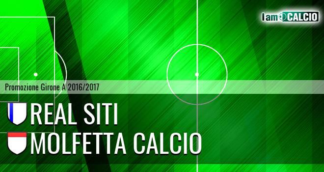 Real Siti - Molfetta Calcio