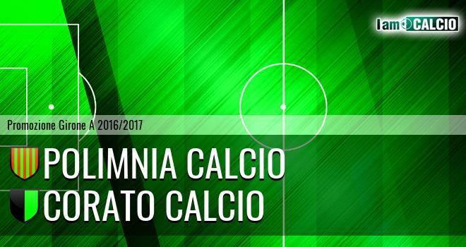 Polimnia Calcio - Corato Calcio