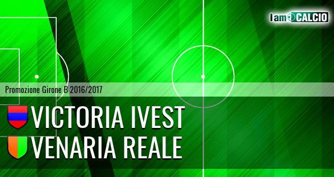 Victoria Ivest - Venaria Reale