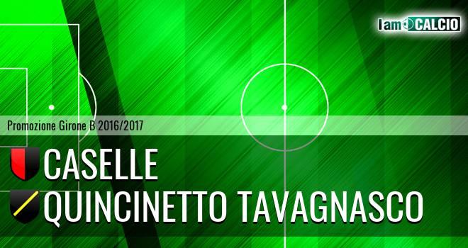 Caselle - Quincinetto Tavagnasco
