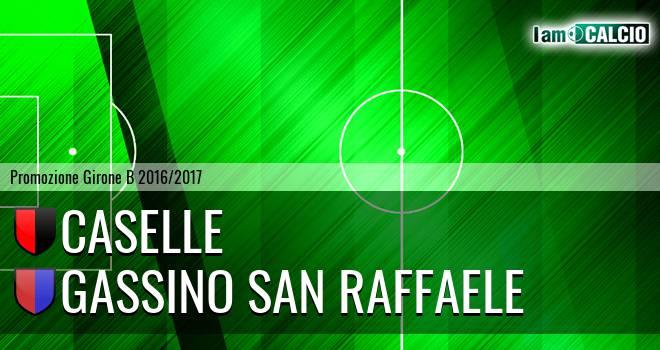 Caselle - Gassino San Raffaele