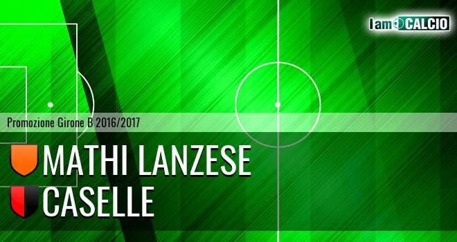 Mathi Lanzese - Caselle
