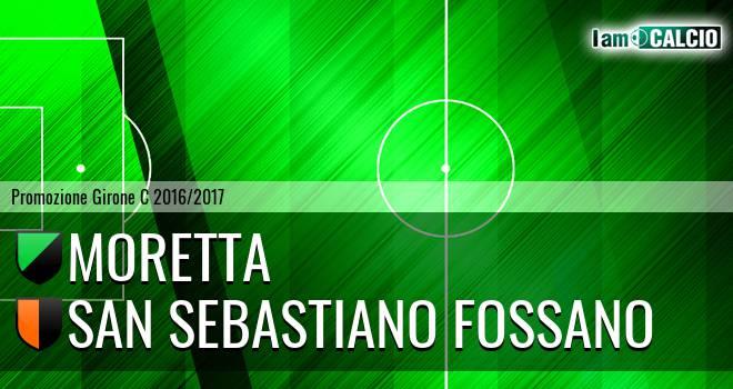 Moretta - San Sebastiano Fossano