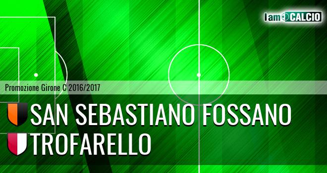 San Sebastiano Fossano - Trofarello