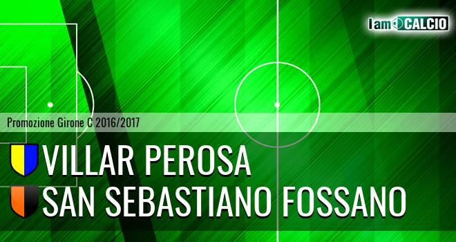 Villar Perosa - San Sebastiano Fossano