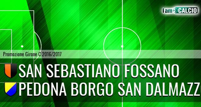San Sebastiano Fossano - Pedona Borgo San Dalmazzo