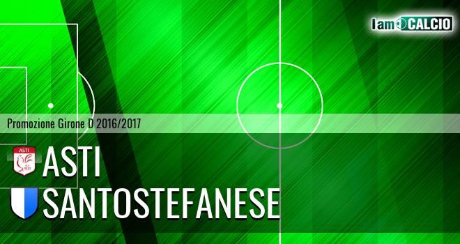 Asti - Santostefanese