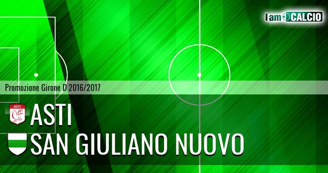 Asti - San Giuliano Nuovo
